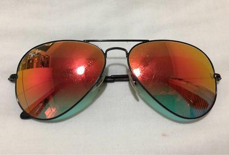 Ray-Ban Aviator Flash Sunglasses