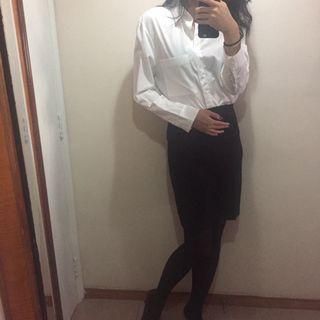 Grana cotton white shirt 白襯衫