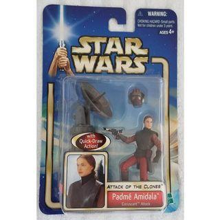 Star Wars Attack of the Clones Padme Amidala