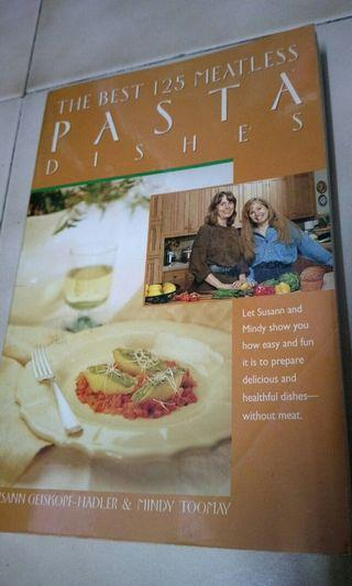 125 meatless pasta Cook Book