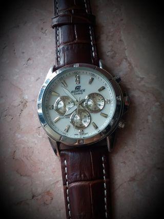 Casio Edifice men's watch 男裝錶