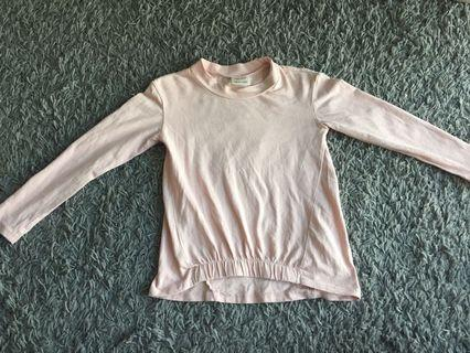 Zara Cotton Long Sleeve