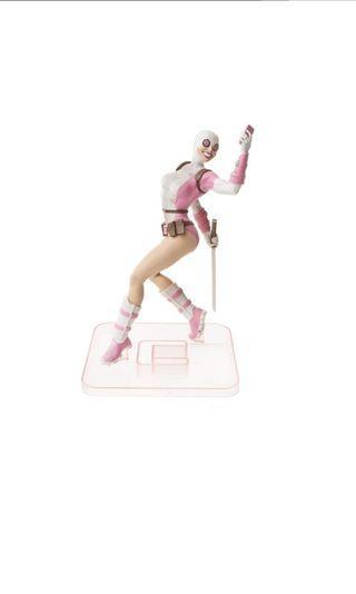 PO: DIAMOND SELECT TOYS Marvel Comic Gallery: Gwenpool Diorama PVC Figure