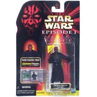 Star Wars Episode 1 Darth Maul New