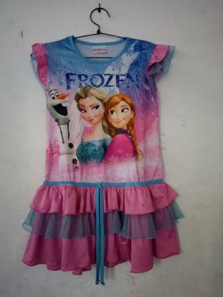 Frozen dreas