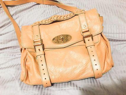 Mulberry Classic 手袋,靚色易襯, 8 成新
