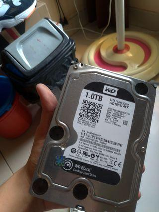 HDD WD Caviar Black 1 TB