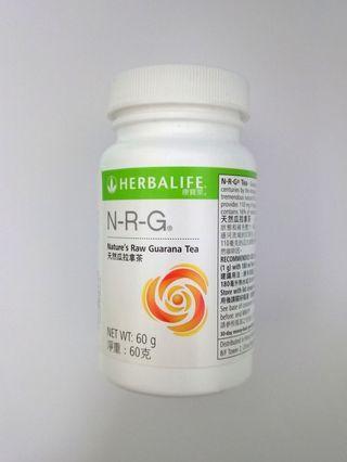 Herbalife天然瓜拉拿茶6O克