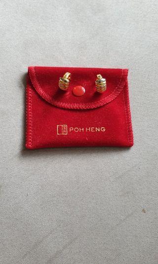 916 Poh Heng Earrings