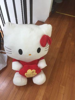 Hello Kitty Soft Toy 28""