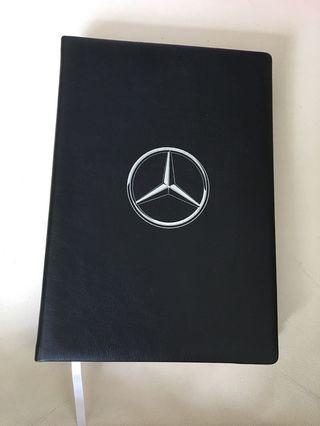 Benz 2019筆記簿