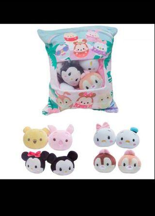 🚚 [Instock] Tsum Tsum Creative Pillow Toy