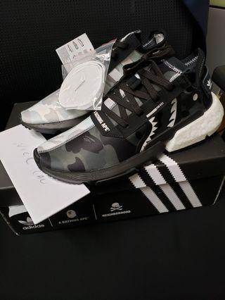 Bape x Adidas x Neighborhood  POD- S3.1