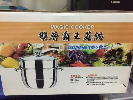 🚚 妙廚師雙層蒸鍋