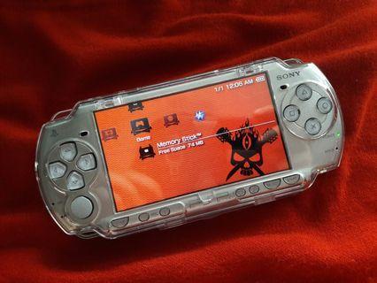 500+ Games Silver PSP Slim 2000