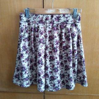 Floral Skirt, free