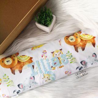Baby husk pillow organic customize