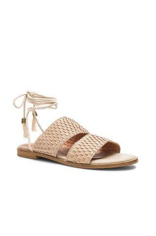 Alias Mae thatch sandals; brand new size 36
