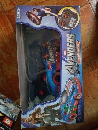 Avengers 搖控車 Ironman car toys