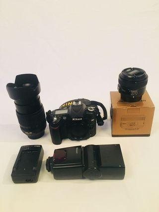 Nikon D90 full set perfect condition