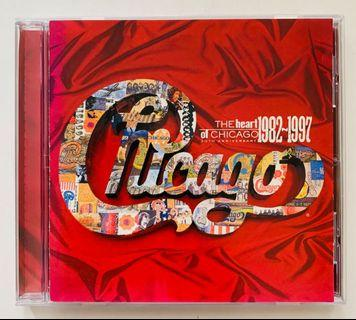 Chicago - 1982-1997 CD (Hard to say I'm sorry)
