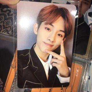 WTT Official Winwin NCT 127 Regulate Photocard