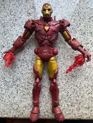 Marvel daredevil legends wolverine batman avengers captain America hulk venom carnage Ironman icons select legends