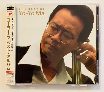 The Best of Yo-Yo Ma CD