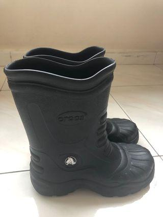 🚚 Crocs rain boots (ladies)