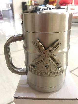 Stainless Steel Thermo Mug 500ml - Netherlands
