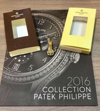 🔥🔥🔥Patek Philippe Calatrava 14mm with 18k solid yellow gold deployant buckle.