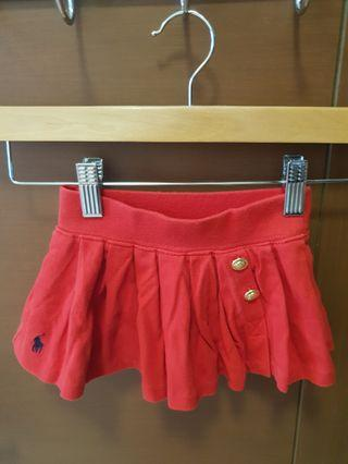 Authentic Ralph Lauren Baby Girl Skirt