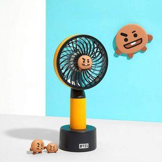 BT21 HANDY FAN