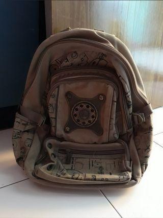 Savero Backpack Army