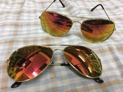 時尚造型太陽眼鏡