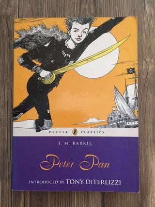 Peter Pan by J.M. Barrie (Used)