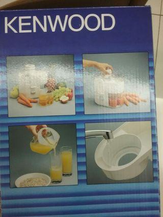 Kewood Juicer !