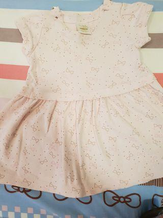 Trudy & Teddy Baby Dress