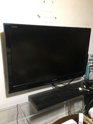 Sharp 37電視