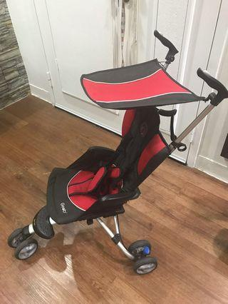 Geoby stroller 3 wheeler cabin size #AEONShahAlam