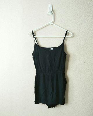 Black Jumpsuit H&M ori