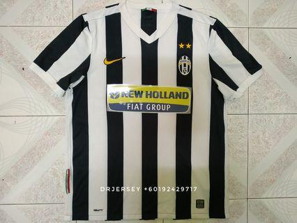 Juventus Jersey home kit 2009/10 L