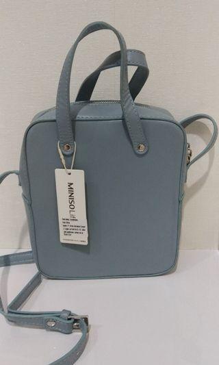 #ramadansale New Miniso Sling bag (blue)