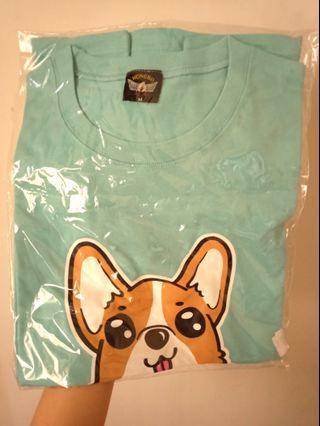 🚚 柯基T-shirt