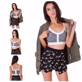 (BNWT) MDS Bandage Top - Size M