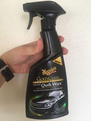 Meguiars Quick Wax