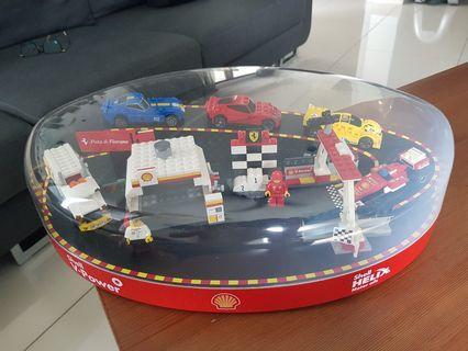 Shell Limited Edition Lego Set