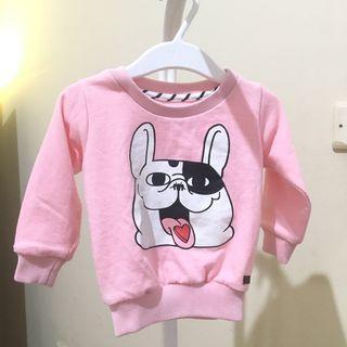 mini COTTONINK X Babbot Sweater