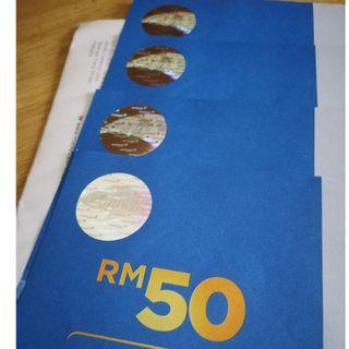 Malaysia Airlines Enrich Vouchers