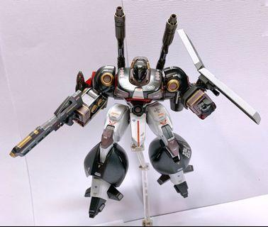 🚚 Gundam Custom Build - HGUC Zssa (Unicorn ver)